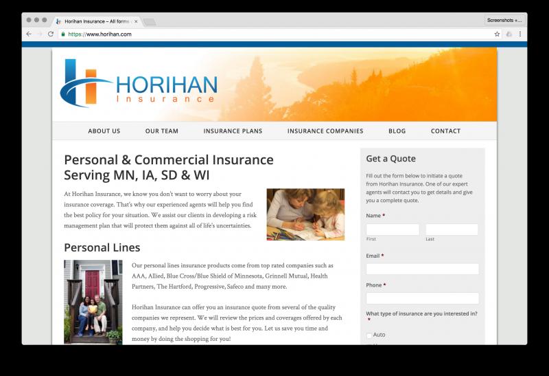 Horihan Insurance