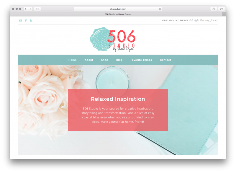 506 Studio by Shawn Dyan - Website Design & Marketing