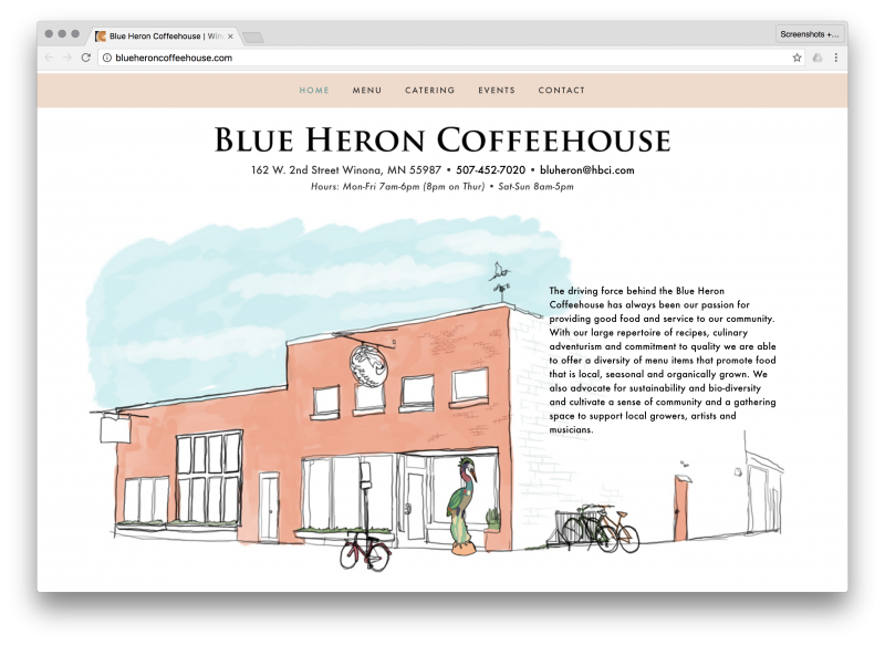 Blue Heron Coffeehouse