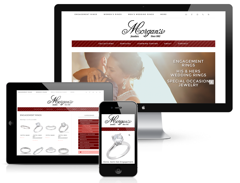 WordPress website designer Winona MN