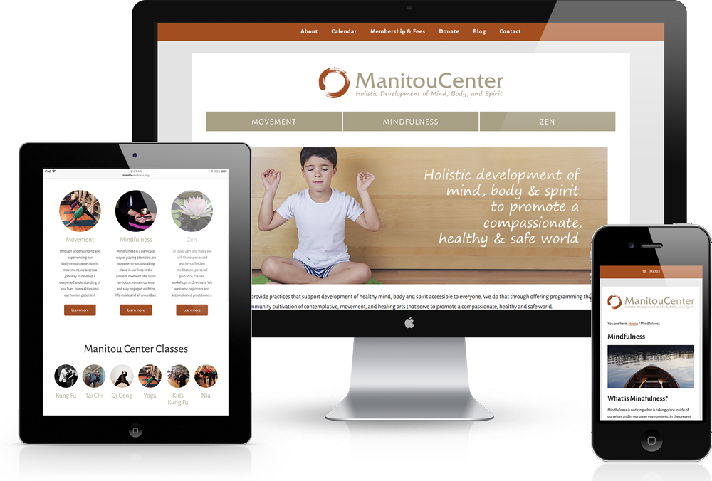 Manitou Center Winona - Movement, mindfulness and zen